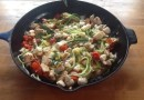 Chicken Zoodle Caprese