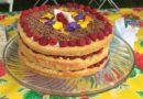 Vegan Coco Loco Tiramisu Cake
