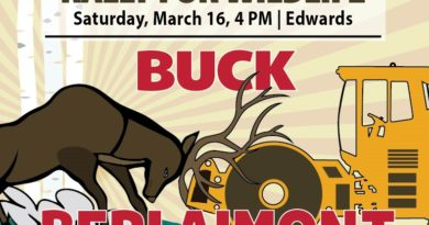 Buck Berlaimont on Saturday, March 16